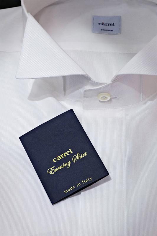 Camicia bianca Carrel